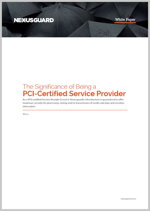 The Significance of Being a PCI-Certified Service