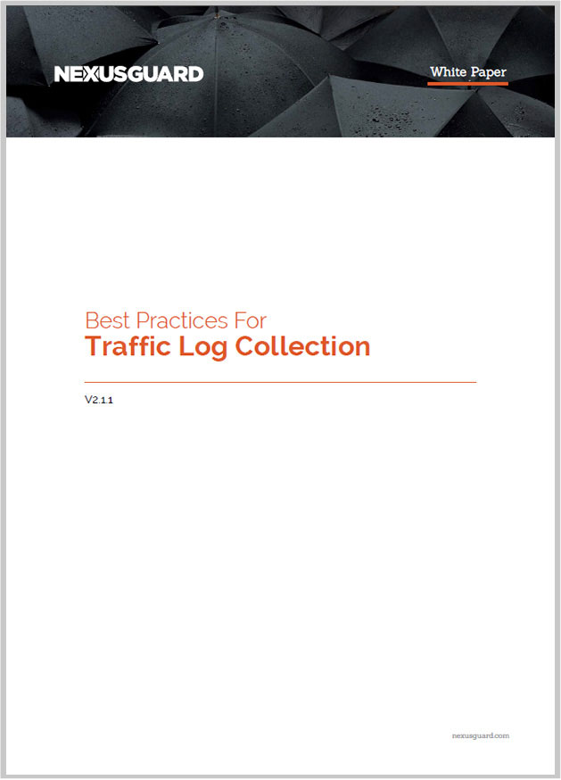 Best Practices for Traffic Log Collection