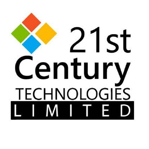 21st century technology logo